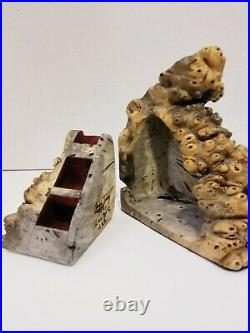 1990 Jeff Trag Wooden Coral Shape Hidden Compartment Jewelry/Trinket Box