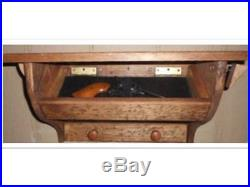 20 Wood Wall Shelf Hidden Compartment Gun Case Gun Shelf Cash Box Jewelry Safe