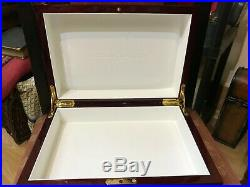 Beautiful large box for wat ulyse nardin and jewelry limited series wooden lacqu