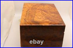 Big And Unique Hand-Crafted Wooden Jewelry Box, Large Jewelry Box, Storage box