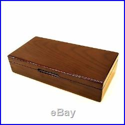 Cartier Wood Box with Loupe
