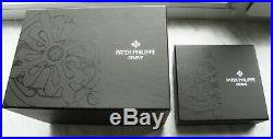 Extremely Rare PATEK PHILIPPE Wooden Box/Watch winder Original! Very Good Cond