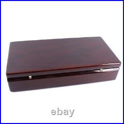 Genuine Cartier Watch Box Jewellery Wooden Pouch Cloth