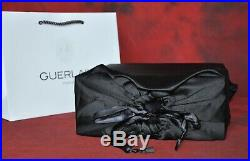 Guerlain Wooden Black Lacquer Jewellery Box, Very Rare, New