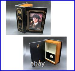 Harry Potter Photo Frame jewelry Wooden Music Box LIMITED