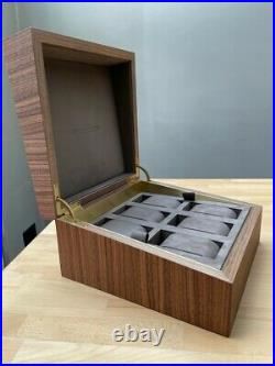 Jaeger-LeCoultre Stunning Wooden Watch and Jewellery box