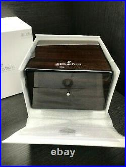 New Old Stack Genuine Audemars Piguet Royal Oak Offshore Wooden Box
