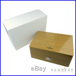 Omega Wooden Watch Box