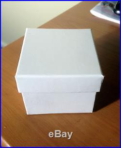 RING Cherry Wood Jewelry Band Box with LED Light Lighted Best Quality Best Price