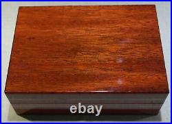Rolex VINTAGE WOODEN BOX REF. 69.00.09/OUT BOX STICKERS 16523