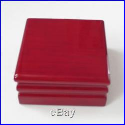 Rosewood Wooden Pendant Box HIGH QUALITY BUY MORE & SAVE